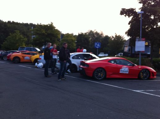 Car Park Nurburgring